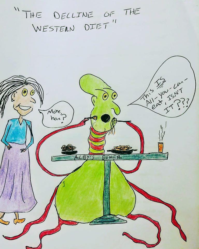 Decline of the Western Diet - Tylor James
