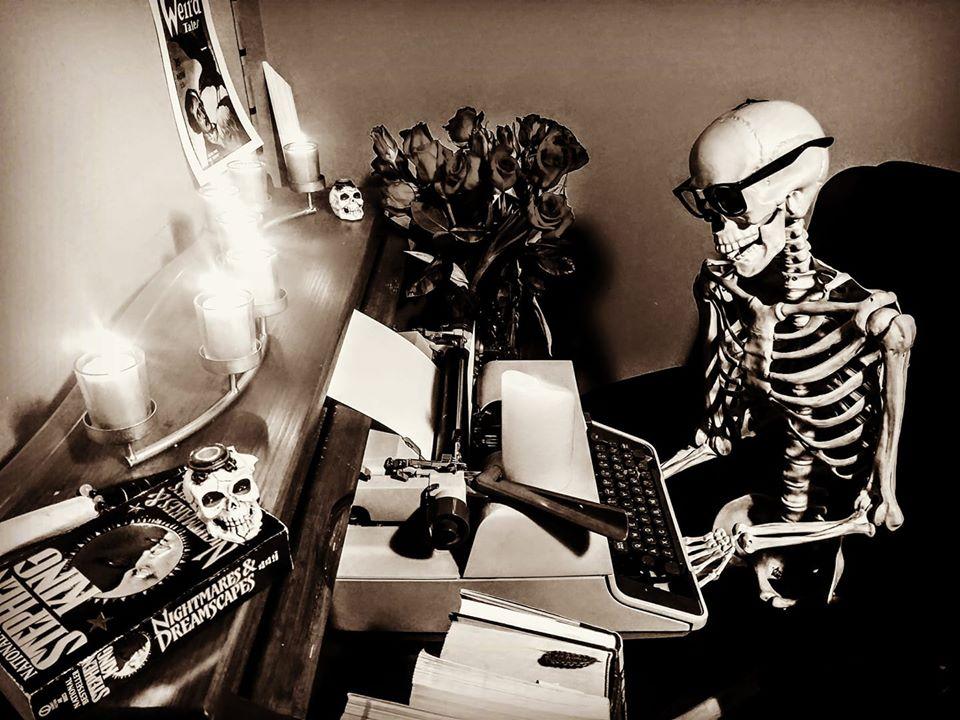 Dead Ed's Author Photo
